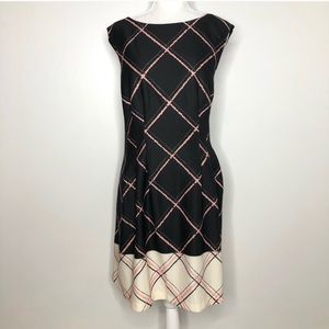 Vince Camuto fit & flare sleeveless dress, SZ 22W